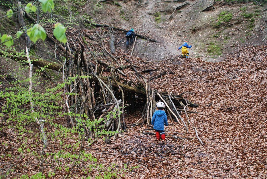 Kindergartenfrei - Unser Warum - Familiengarten