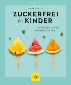 Buchcover Zuckerfrei für Kinder