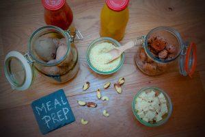 Meal Prep für Familien | Familiengarten
