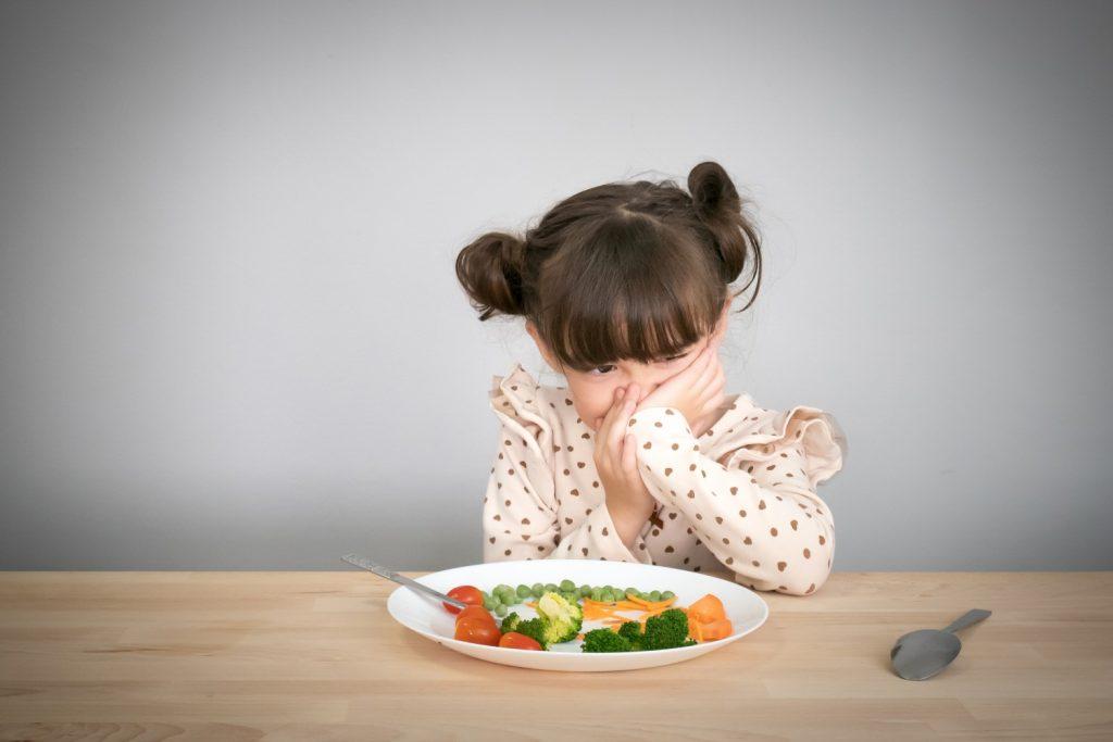 Corona Chaos: Kind will nicht essen