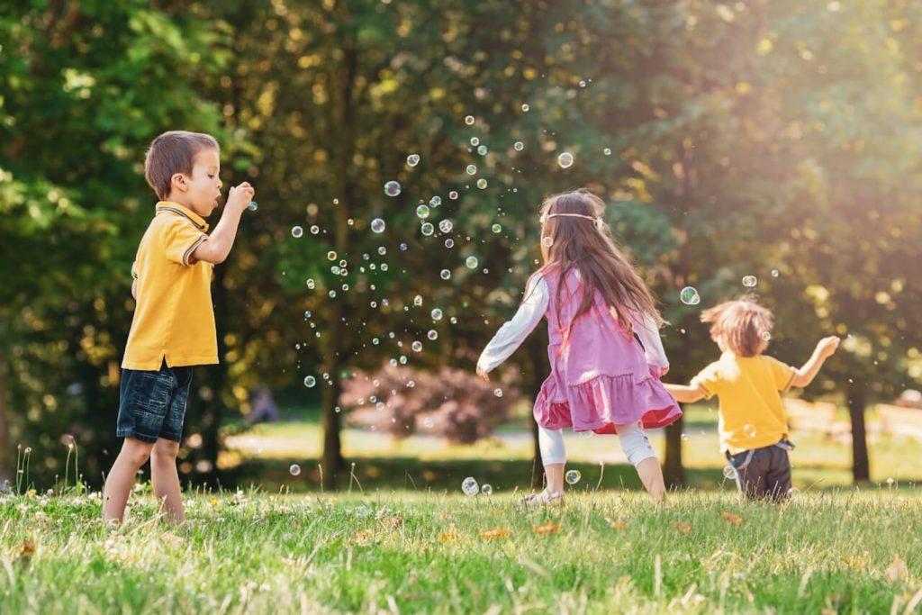 Alternative zur Kita - gemeinschaftliche Kinderbetreuung - Familiengarten