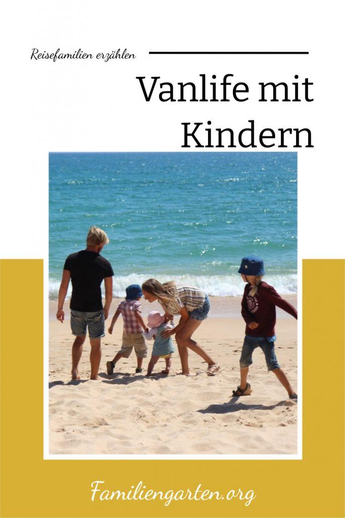 Vanlife-mit-Kindern - Belle Family - Familiengarten