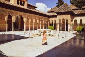 Alhambra mit Kindern - Abenteuer aus 1001 Nacht - Familiengarten
