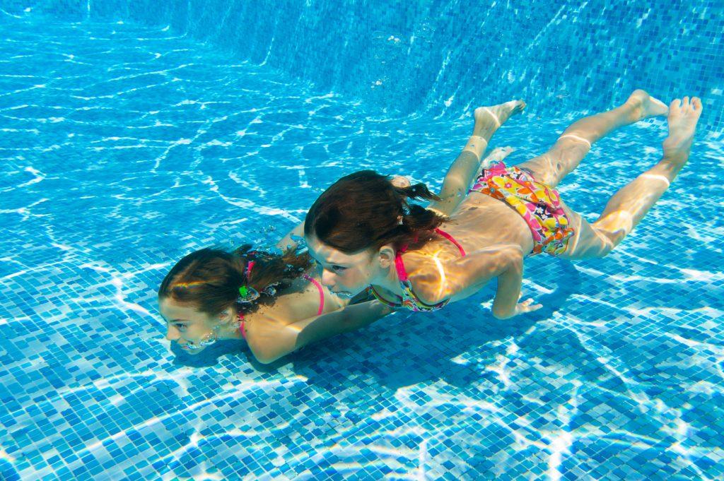 Frei Schwimmen lernen - sicher schwimmen ohne Schwimmkurs - Familiengarten