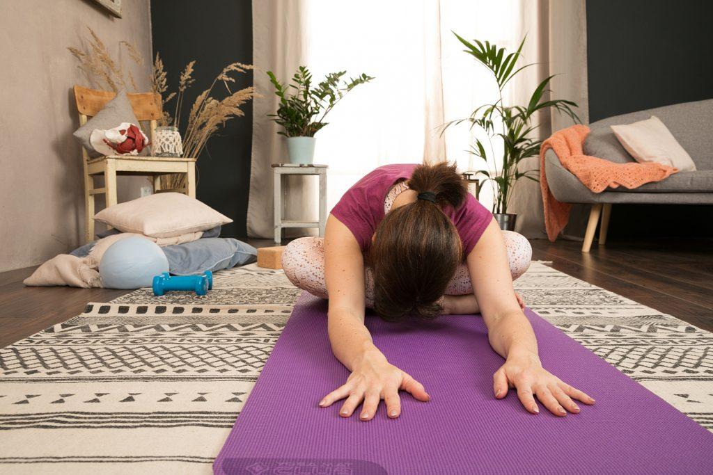 Training gegen Stress - Entspannung - Regina-Schmitt-Familiengarten