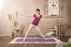 Training gegen Stress und Erschöpfung - Regina Schmitt - Familiengarten