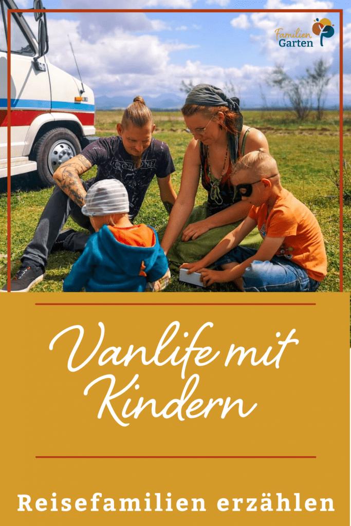 Vanlife Familien erzählen - Norse Family