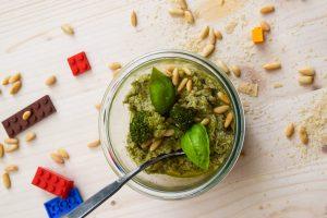 Brokkolipesto - schnell, lecker, gesund, kindertauglich - Familiengarten