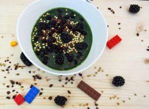 Grüne Smoothies für Kinder - super gesund und lecker - Familiengarten