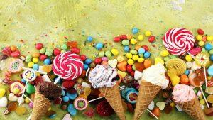 zuckerfreie Süßigkeiten - zuckerfrei mit Kindern - Familiengarten